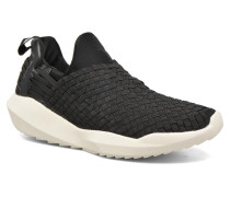 Elafa 01 Sneaker in schwarz