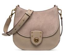 Millebrook Con Crossbody L Handtasche in braun