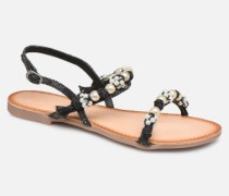 Limith Sandalen in schwarz