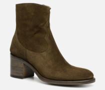 Mansory 7 West Zip Boot Stiefeletten & Boots in grün