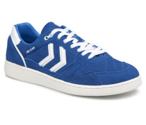 HB TEAM SUEDE Sneaker in blau