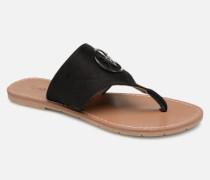 JOJOBA Sandalen in schwarz