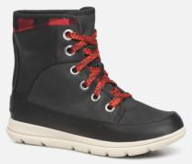 Explorer 1964 Stiefeletten & Boots in schwarz