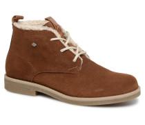Mundi Stiefeletten & Boots in braun