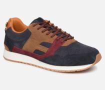 Ivy Suede C Sneaker in blau