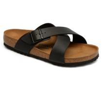 Tunis Sandalen in schwarz