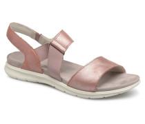 Monicka Sandalen in rosa