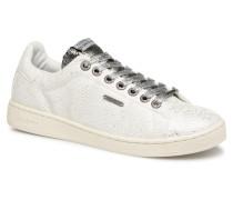 BROMPTON COCK Sneaker in weiß