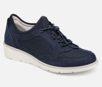 FLORA Sneaker in blau