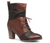 ANGELIQUE 13 Stiefeletten & Boots in braun