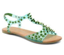 PUFFER Sandalen in grün