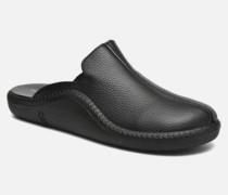 Mokasso 202 G Hausschuhe in schwarz