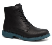 Neuman K400245 Stiefeletten & Boots in schwarz