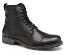 Jack & Jones JFWRUSSEL Stiefeletten Boots in schwarz