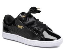 Basket Heart Patent Wn's Sneaker in schwarz