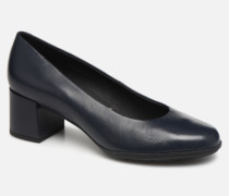 D NEW ANNYA MID Pumps in blau