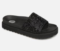 43281 Clogs & Pantoletten in schwarz