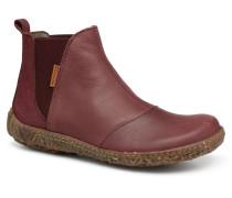 Nido Ella N786 Stiefeletten & Boots in weinrot