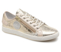 JESTER M Sneaker in goldinbronze