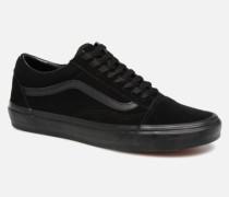 Old Skool M Sneaker in schwarz
