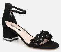32032 Sandalen in schwarz