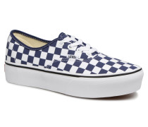 Authentic Platform 2.0 Sneaker in blau
