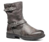 Cecila Stiefeletten & Boots in grau