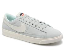 W Blazer Low Sd Sneaker in blau
