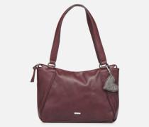 NELLI Shoulder bag Handtasche in weinrot