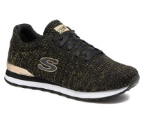 OG 85 Low Flyers Sneaker in schwarz