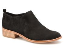 LUZZENA Stiefeletten & Boots in schwarz