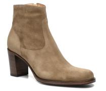 Legend 7 low zip boot Stiefeletten & Boots in beige
