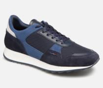 Challenger Sneaker in blau