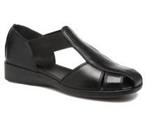 4Give Sandalen in schwarz