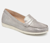 Carmen Slipper in silber
