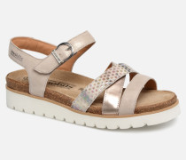 Thina Sandalen in beige