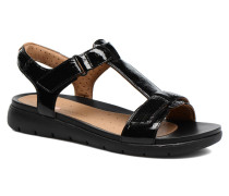 Un Haywood Sandalen in schwarz