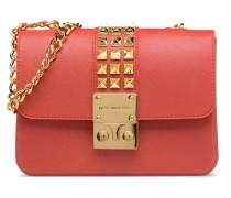 AMALFI Rosso Handtasche in rot