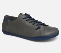 Peu cami K100300 Sneaker in schwarz