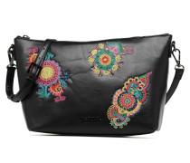 Delilah Catania Handtasche in schwarz