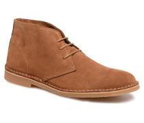 Royce Light Suede Boot 2 Stiefeletten & Boots in braun