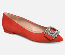 MANEA Ballerinas in rot