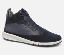 U AERANTIS high Sneaker in blau