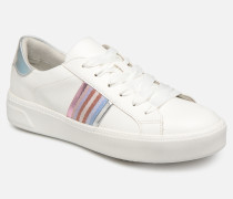 Gardine Sneaker in weiß