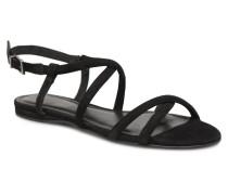 ALEXIAinNUB Sandalen in schwarz