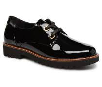 Sancha Schnürschuhe in schwarz