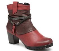 Bethanie 98589 Stiefeletten & Boots in weinrot