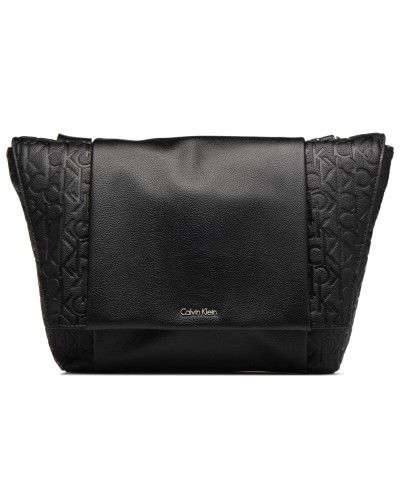 MEDIUM SHOULDER BAG Herrentasche in schwarz