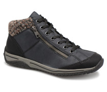 Eliz L5223 Sneaker in schwarz