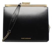 Crossbody Jeanne Handtasche in schwarz